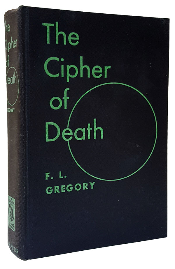 The Cipher of Death. F. L. Gregory.
