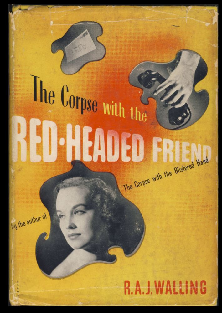The Corpse with the Red-Headed Friend. R. A. J. Walling.