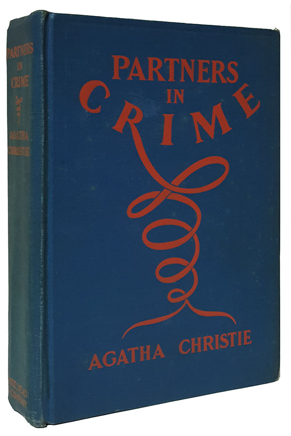 Partners in Crime. Agatha Christie.