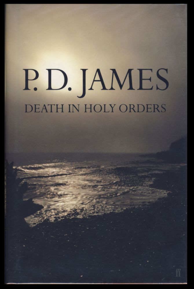 Death in Holy Orders. P. D. James.