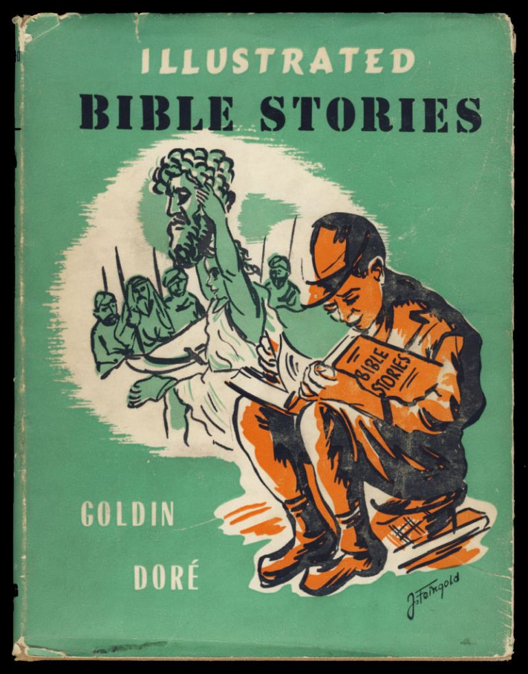 Illustrated Bible Stories. Hyman E. Goldin.