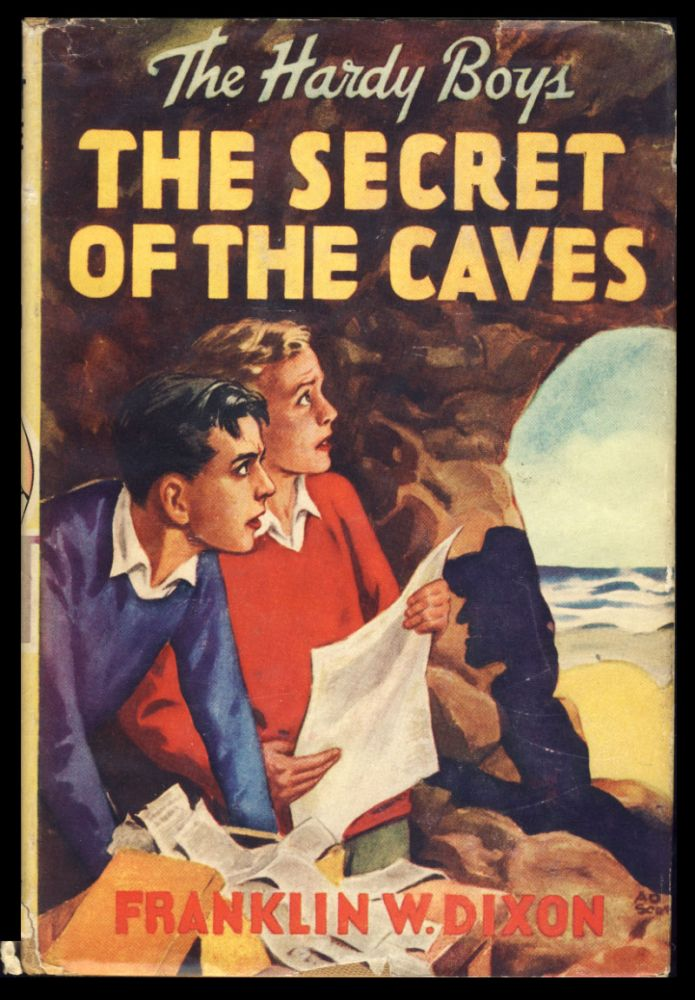 The Hardy Boys #7: The Secret of the Caves. Franklin W. Dixon.