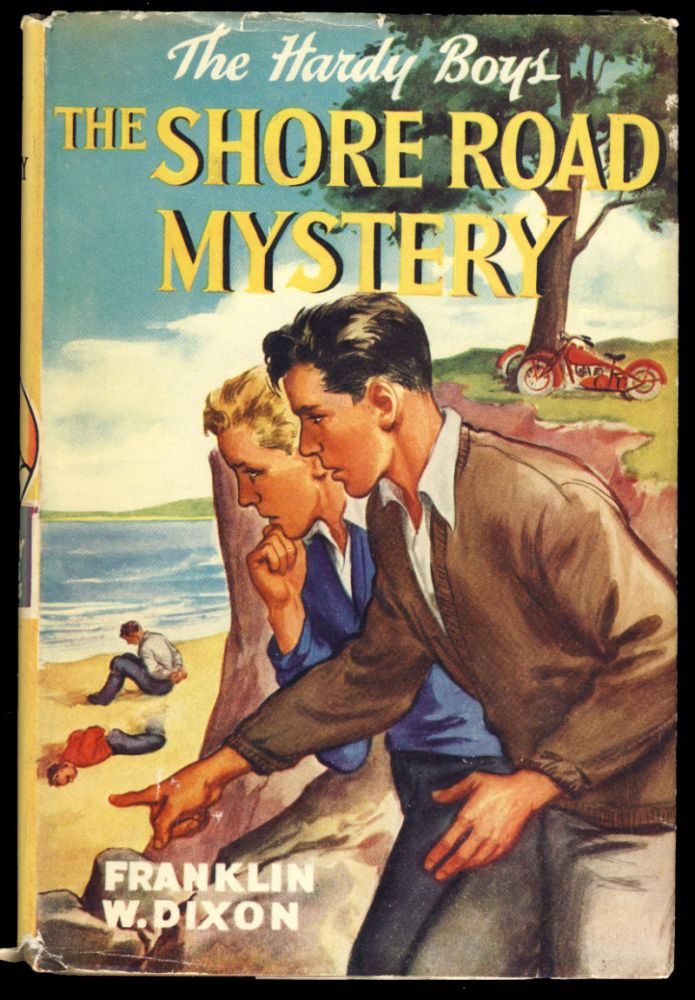 The Hardy Boys #6: The Shore Road Mystery. Franklin W. Dixon.