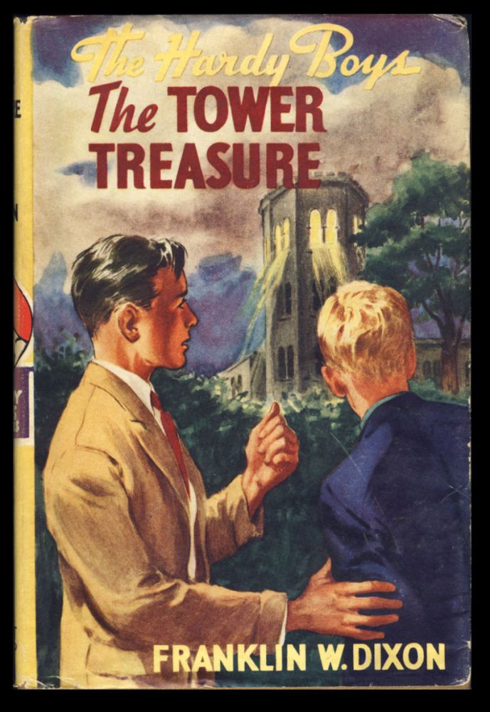 The Hardy Boys #1: The Tower Treasure. Franklin W. Dixon.