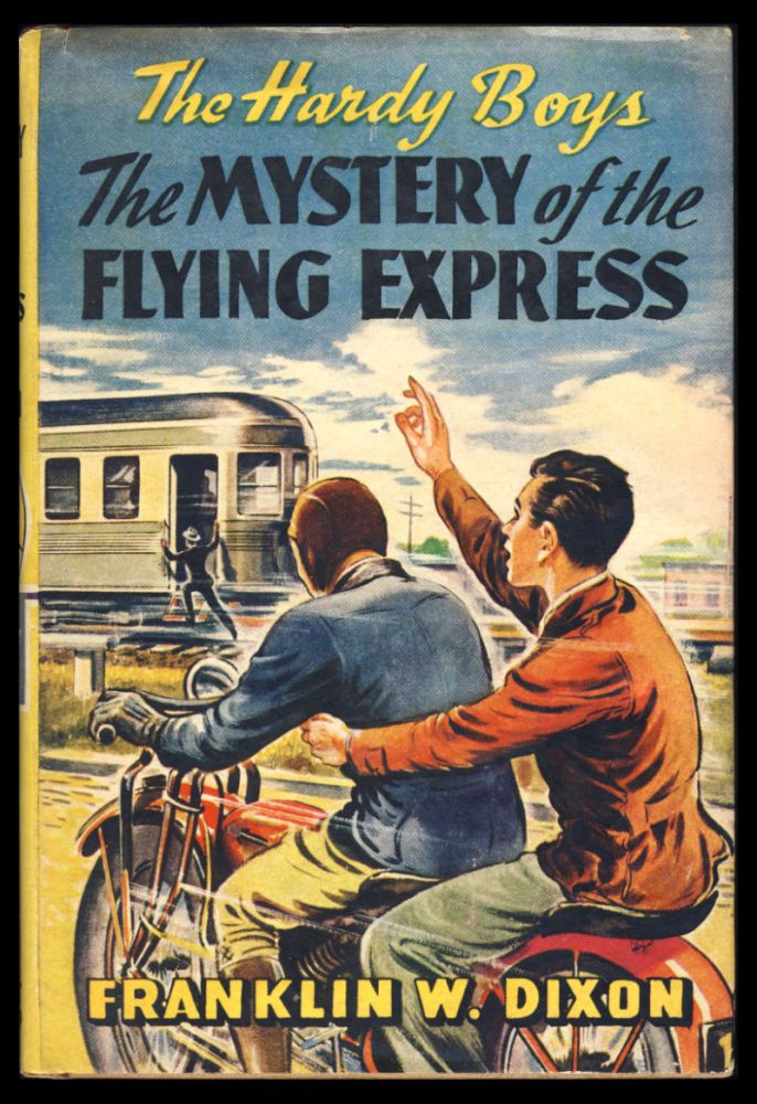 The Hardy Boys #20: The Mystery of the Flying Express. Franklin W. Dixon.
