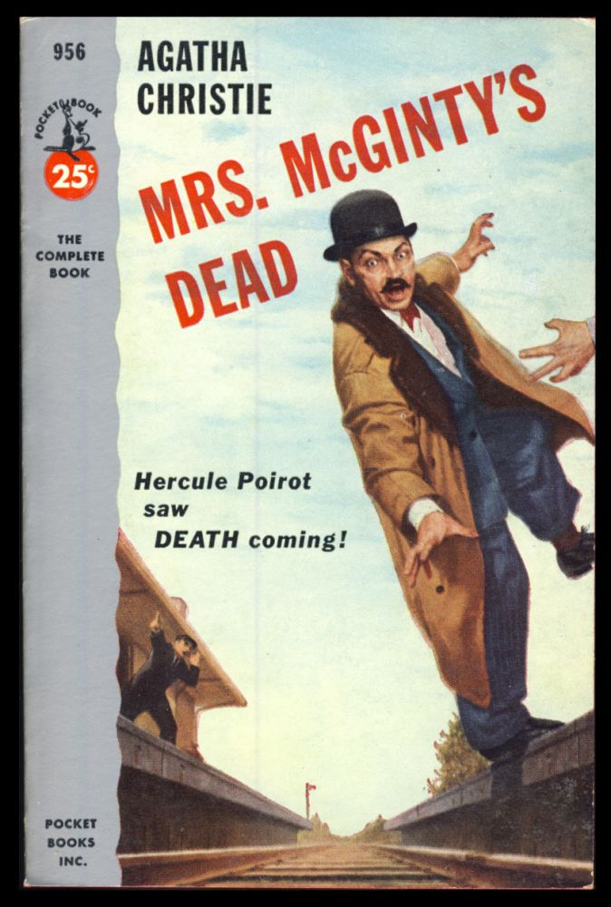 Mrs. McGinty's Dead. Agatha Christie.