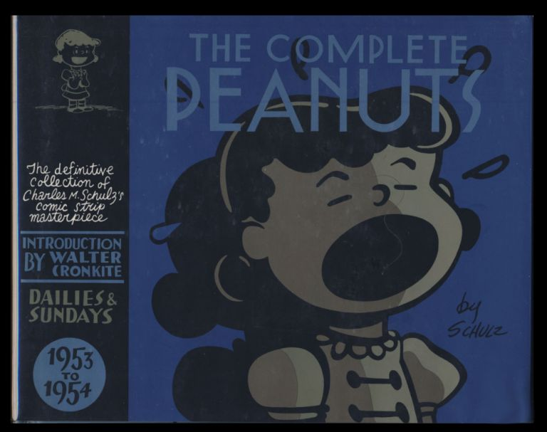 The Complete Peanuts 1953 to 1954. Charles M. Schulz.