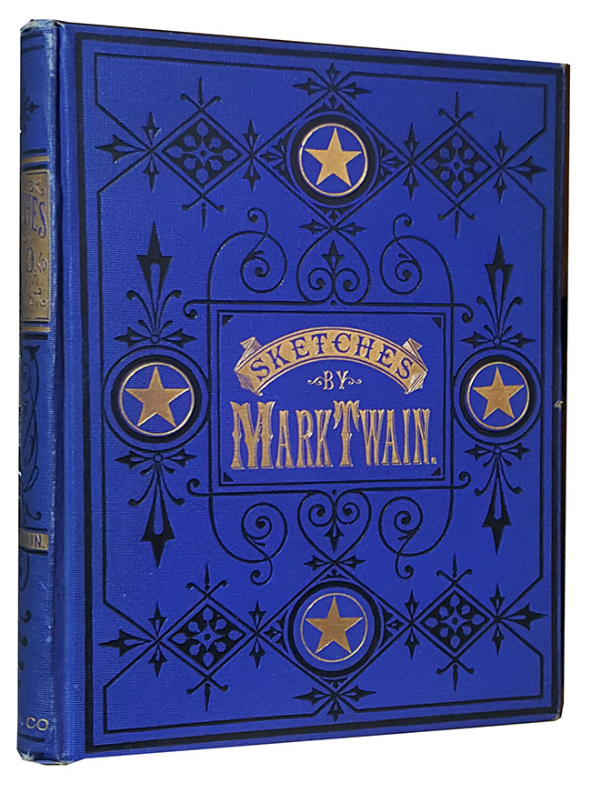 Mark Twain's Sketches, New and Old. Now First Published in Complete Form. Mark Twain.