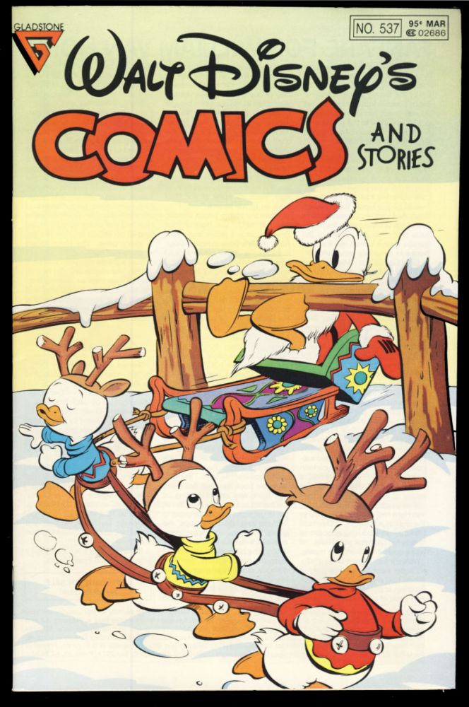 Walt Disney's Comics and Stories Newsstand Edition Forty-Three Issue Run. Carl Barks, Don Rosa, William Van Horn.