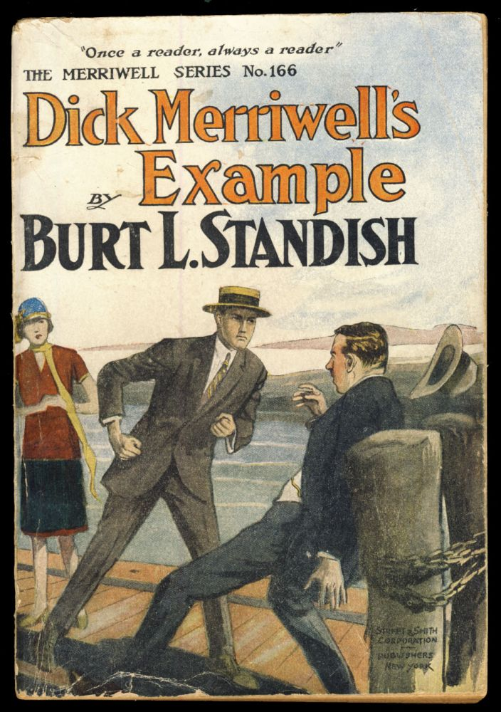Dick Merriwell's Example, or, Strong and Able. Burt L. Standish, Gilbert Patten.