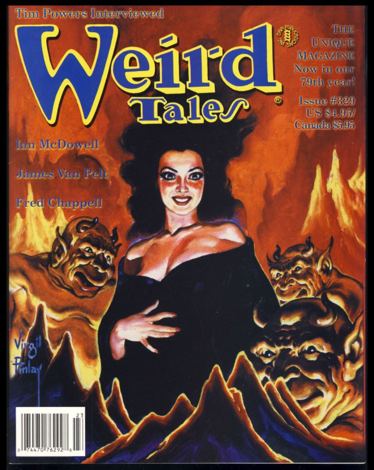Weird Tales (Worlds of Fantasy and Horror) Sixty-Eight Issue Run. (Includes Weird Tales Library #1). Ray Bradbury, Stephen King, Robert Bloch, Dean Koontz, Ramsey Campbell.