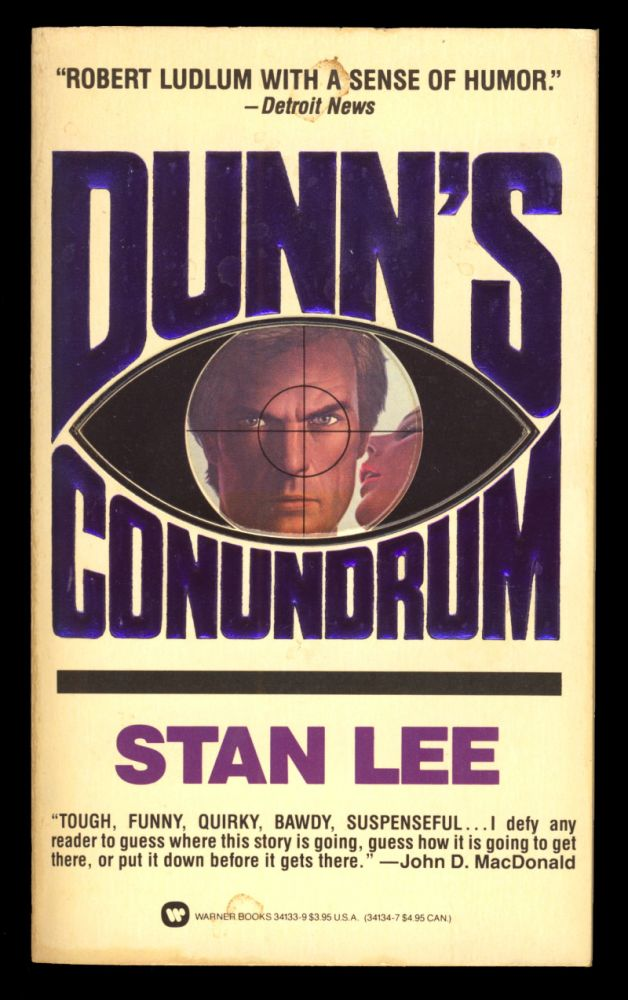 Dunn's Conundrum. Stan Lee.