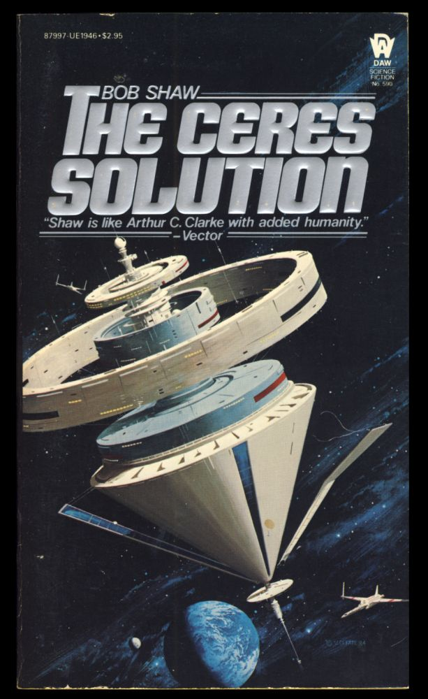 The Ceres Solution. Bob Shaw.