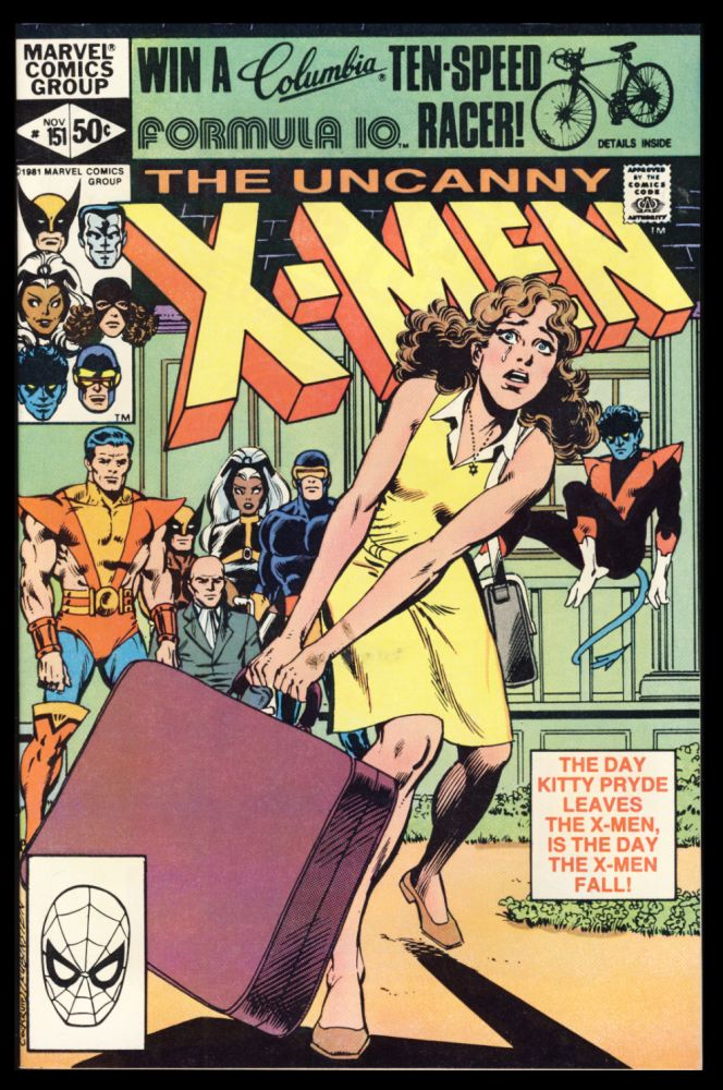 The Uncanny X-Men #151. Chris Claremont, Dave Cockrum.