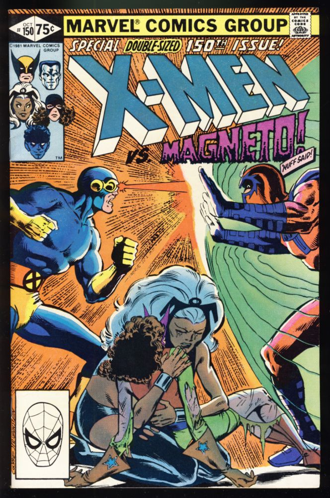 The Uncanny X-Men #150. Chris Claremont, Dave Cockrum.