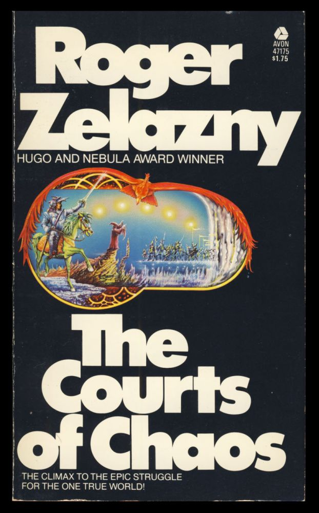 The Courts of Chaos. Roger Zelazny.