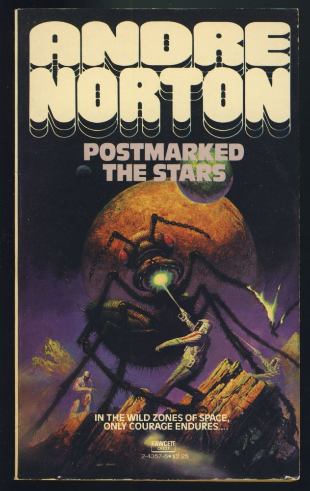 Postmarked the Stars. Andre Norton.