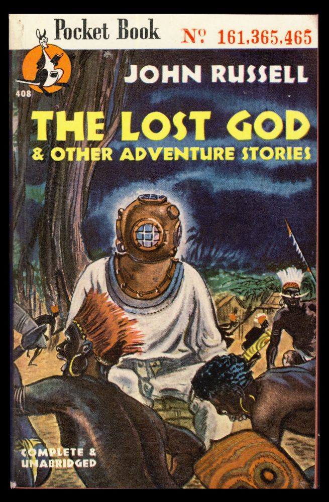 The Lost God and Other Adventure Stories. John Russell.