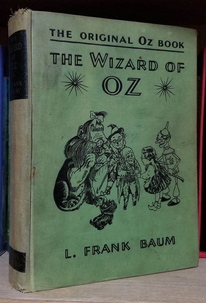 The New Wizard of Oz. Frank L. Baum.
