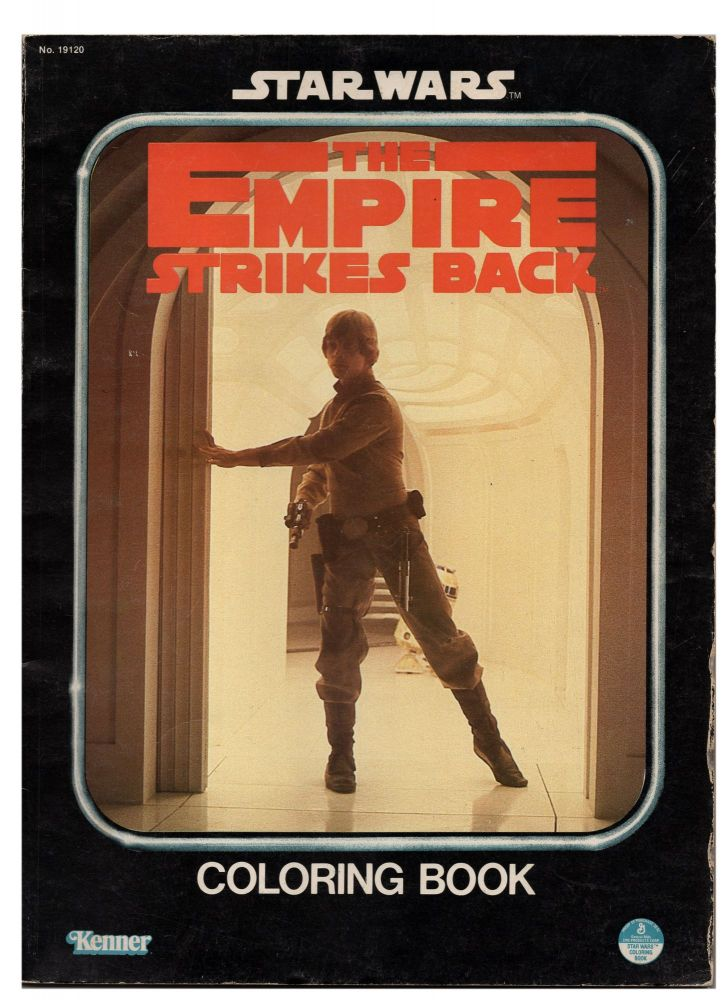Star Wars: The Empire Strikes Back Coloring Book. Ron Larson.