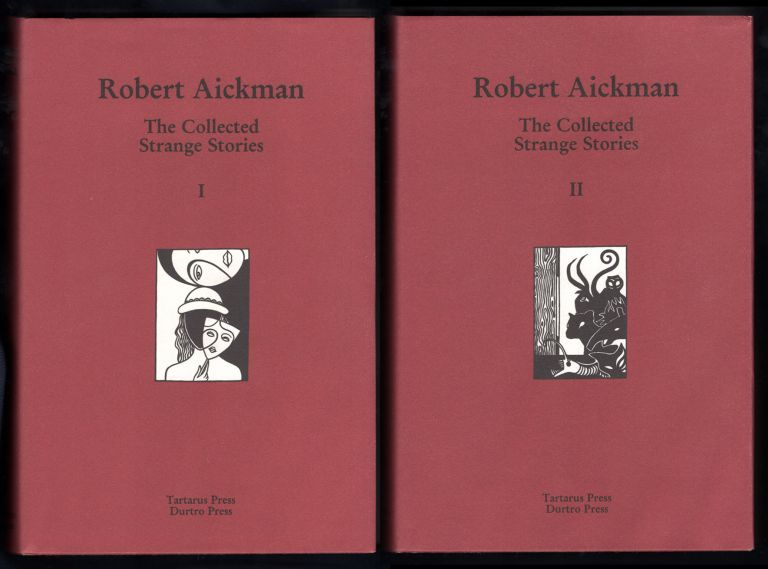 The Collected Strange Stories Two Volume Set. Robert Aickman.