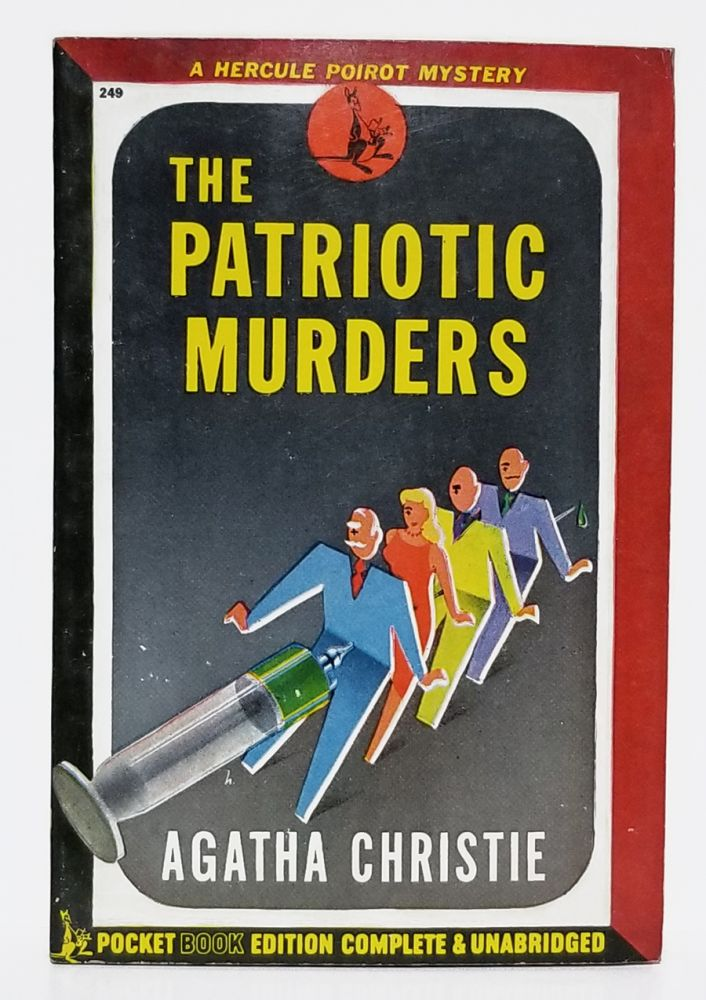 The Patriotic Murders. Agatha Christie.
