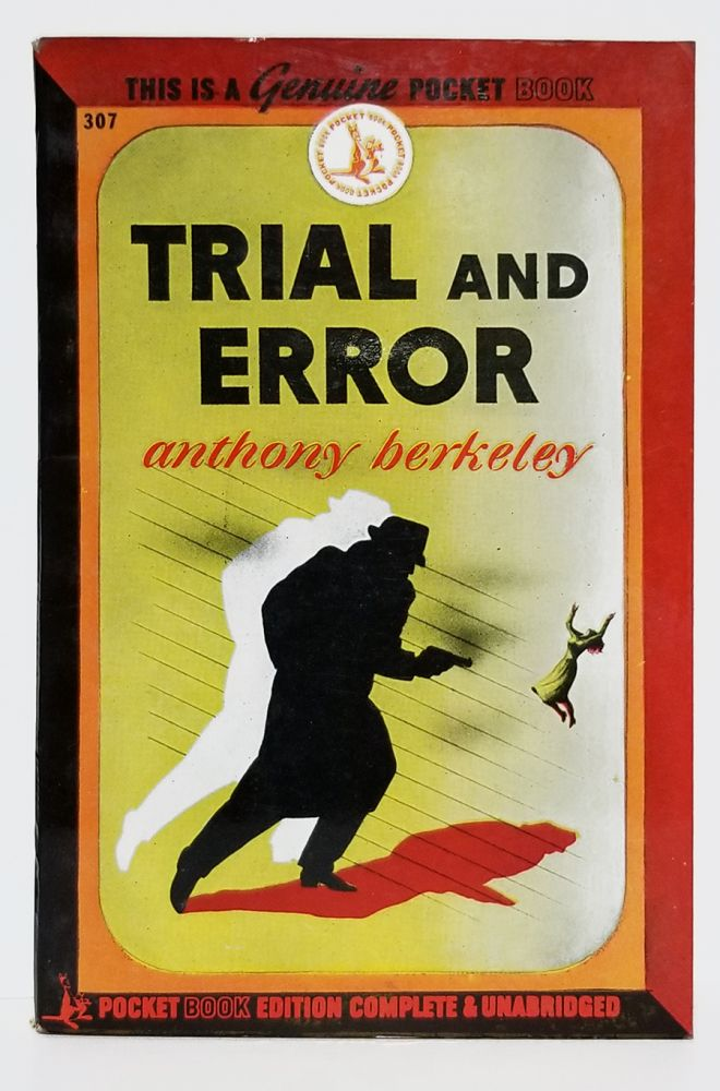 Trial and Error. Anthony Berkeley.