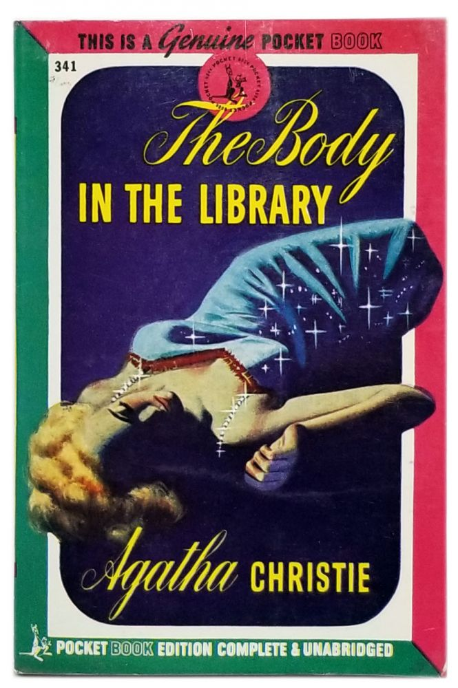The Body in the Library. Agatha Christie.