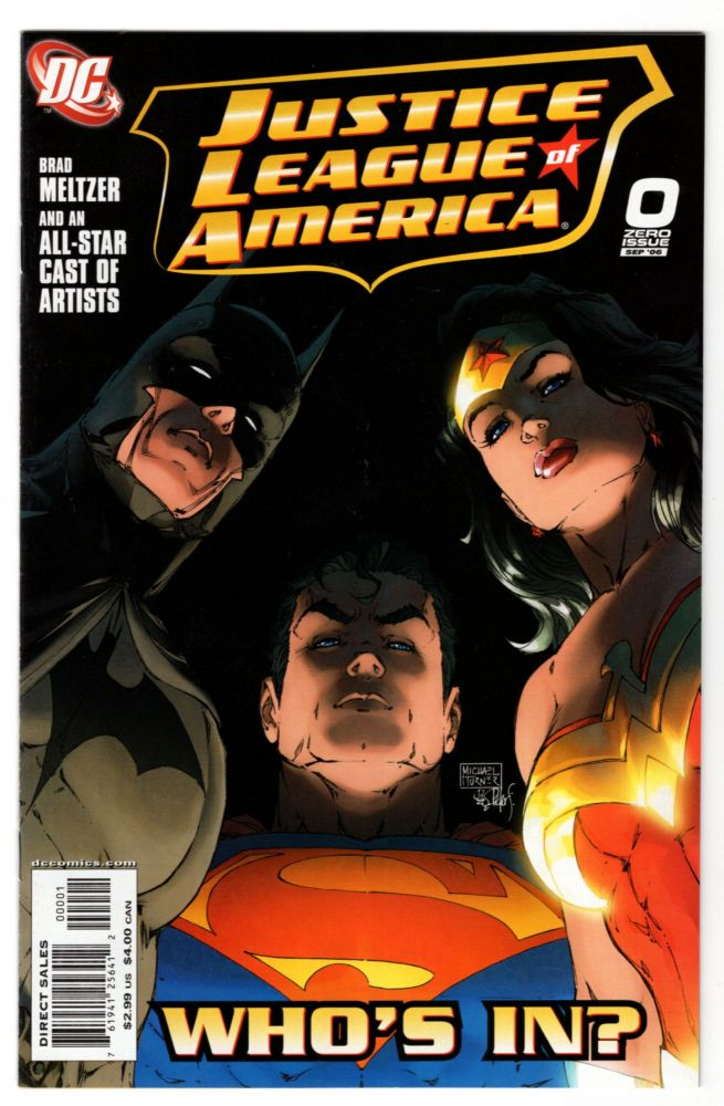 Justice League of America 29 Issue Lot. Brad Meltzer, Ed Benes.