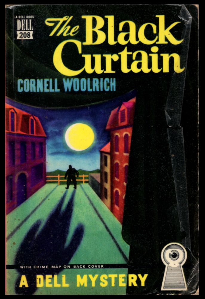 The Black Curtain. Cornell Woolrich.