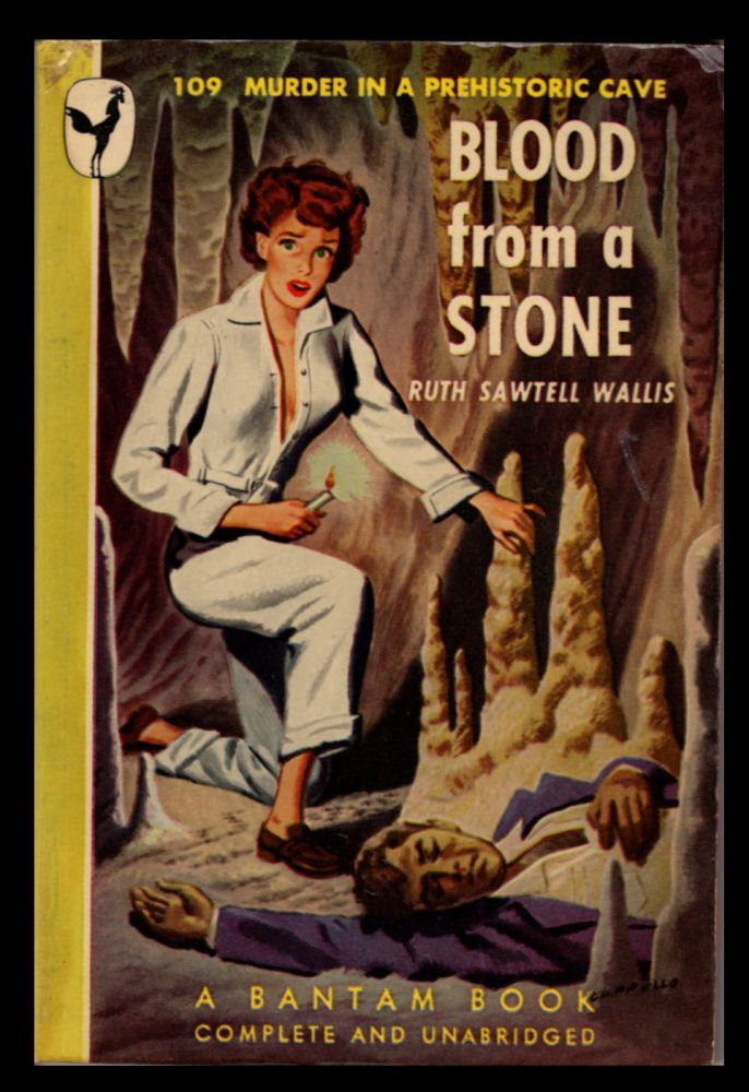 Blood from a Stone. Ruth Sawtell Wallis.