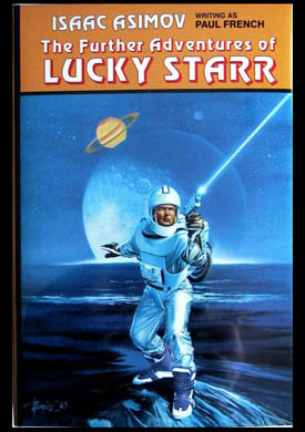 The Further Adventures of Lucky Starr. Isaac Asimov.