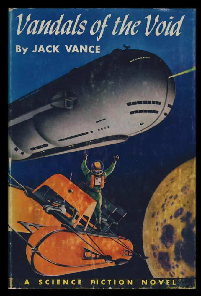 Vandals of the Void. Jack Vance.