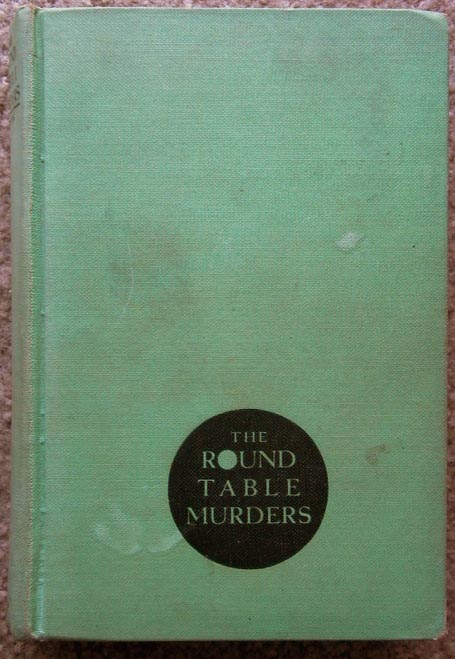 The Round Table Murders. Peter Baron.
