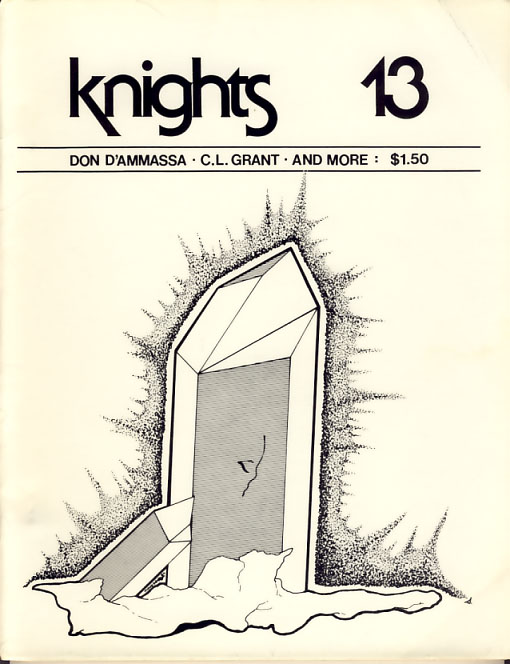 Knights 13 - September 1975. Mike Bracken, ed.