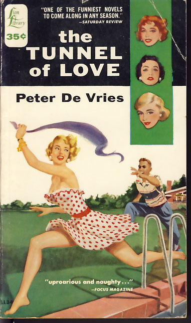 The Tunnel of Love. Peter De Vries.