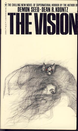 The Vision. Dean R. Koontz.