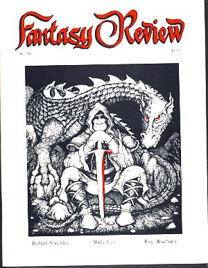 Fantasy Review #99 March 1987. Robert A. Collins, ed.