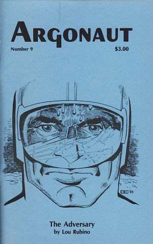 The Argonaut #9 Fall 1983. Michael E. Ambrose.