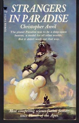 Strangers in Paradise. Christopher Anvil