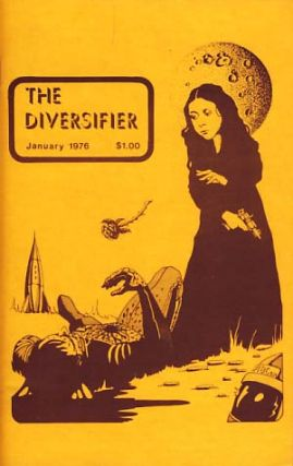 The Diversifier #12 January 1976. C. C. Clingan, ed.
