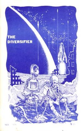 The Diversifier #17 November 1976. C. C. Clingan, ed