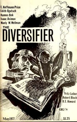 The Diversifier #20 May 1977. C. C. Clingan, ed