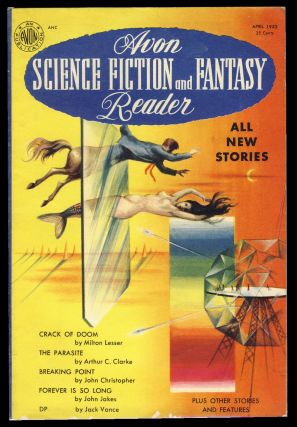 Complete Run of Avon Fantasy Reader, Avon Science Fiction and Fantasy Reader, and Avon Science Fiction Reader.