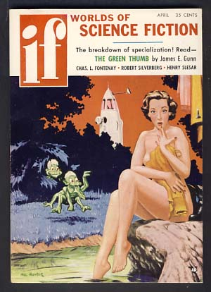If April 1957 Vol. 7 No. 3. James L. Quinn, ed