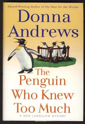 The Penguin Who Knew Too Much. Donna Andrews