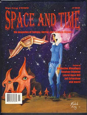 Space and Time #89 Spring 1999. Gordon Linzner, ed.