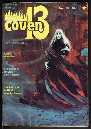 Coven 13 September 1969 Vol. 1 No. 1. Arthur H. Landis, ed.