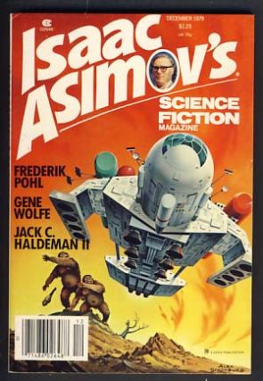 Isaac Asimov's Science Fiction Magazine December 1979. George H. Scithers, ed