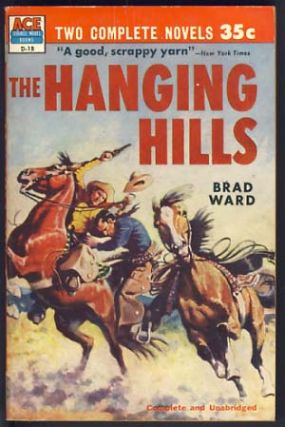 The Hanging Hills / The Lead-Slingers. Brad / Leithead Ward, J. Edward